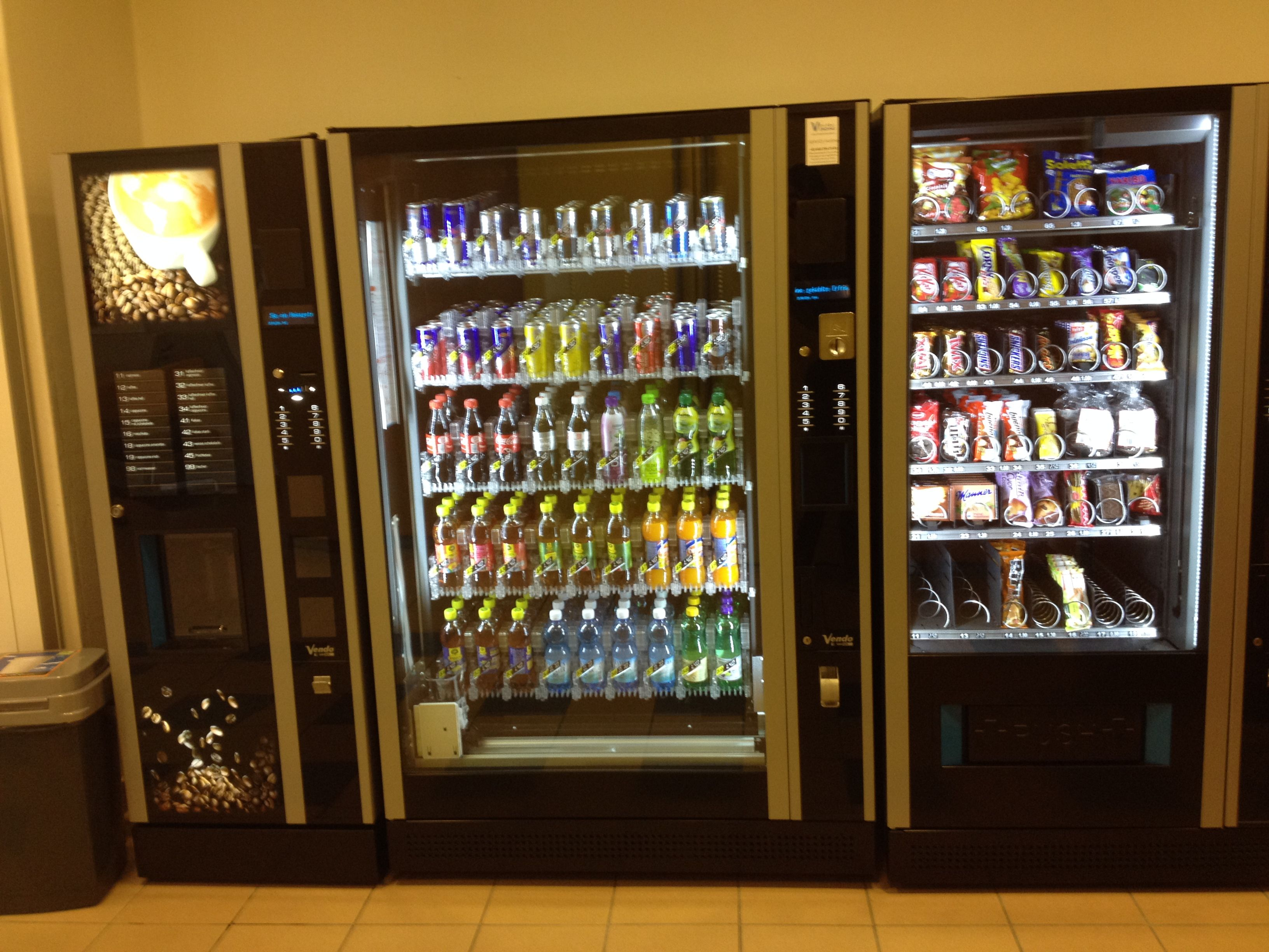 Outdoor Sielaff CIS 500; Instant Coffee Machine #drinksandsnacks   VENDING    Pinterest