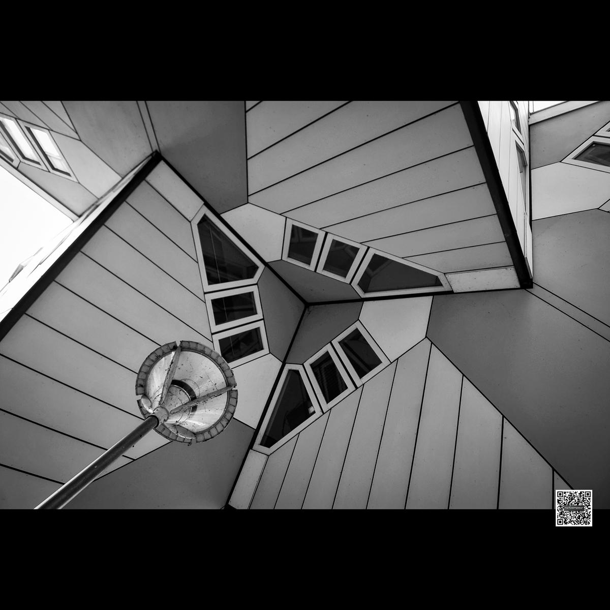 "Fotografia do dia - 04/08/2016 (Photo of The Day) ""Cube Houses"""