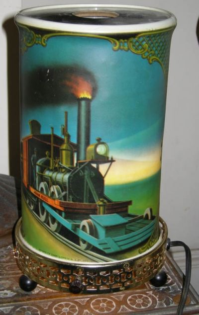 Sturgis Antiques Collectables Motion Lights Train Lamp Motion Lighting