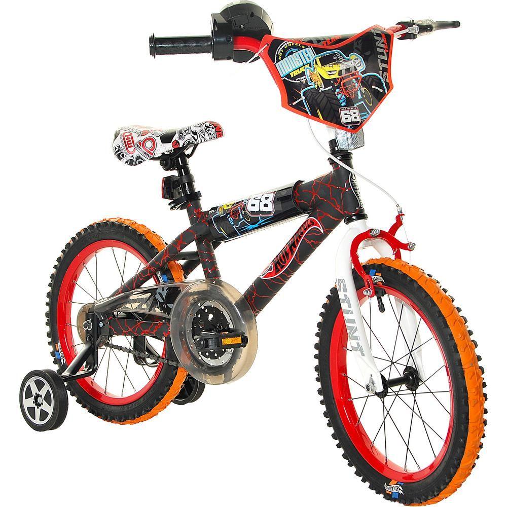 Dynacraft 16 In Boys Hot Wheels Bike 8054 34tji In 2019 Kids