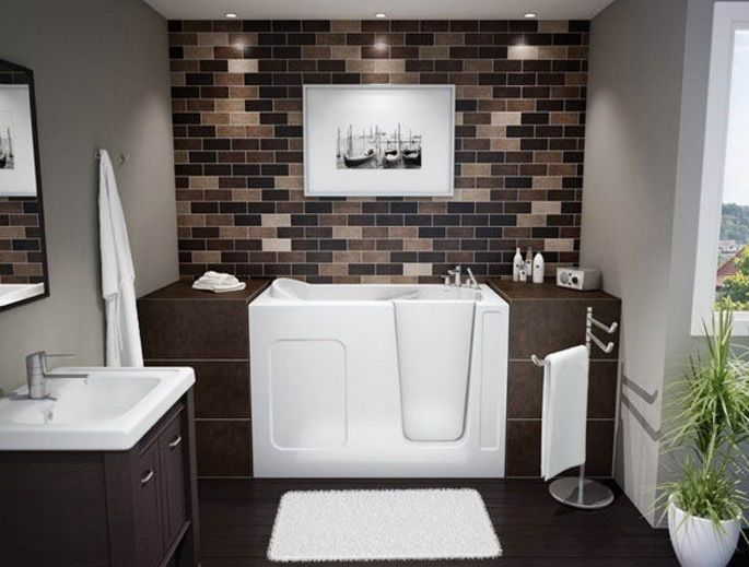Brown And White Bathroom. White brown and grey bathroom colors for small  Bathroom