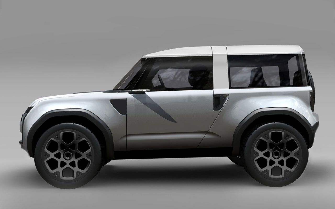 2011 land rover dc100 concept side 2 1280x960 wallpaper - Is Range Rover Hunter The Most Insane Land Rover Concept You Ve Ever Seen Allautoexperts Automobile Sketch Pinterest Range Rovers Land Rovers And