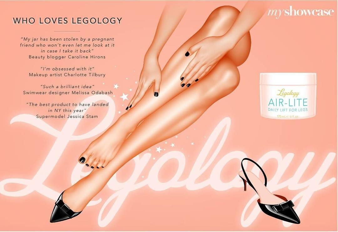 Want sexy pins and beat cellulite? Then you need Legology to make your legs feel light and ready for summer #legs #pins #beauty #stylistsrule #applytofly by lindaleicester.myshowcase