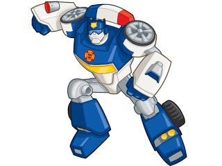 RESCUEBOTS FLIPCHANGERS TRANSFORMERS HEATEWAVE AND CHASE TOY ...