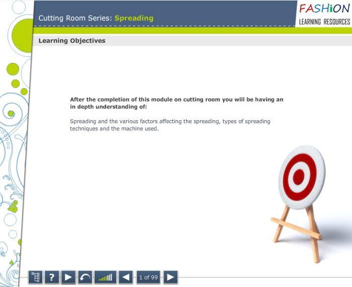 E-learning templates by Papiya Das at Coroflot eLearning GUI