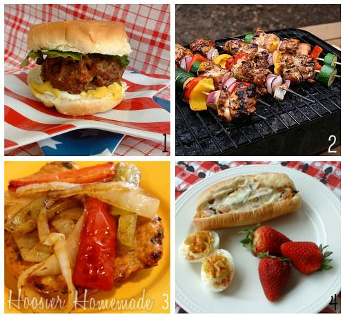 Labor Day Cook out Ideas