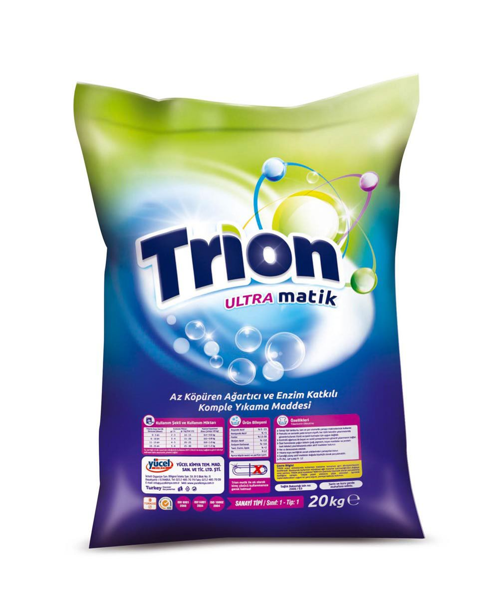 Trion Ultra Matik Laundry Detergent