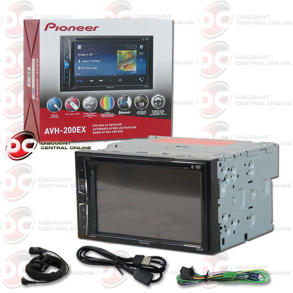 is this a fake pioneer headunit car audio toaster ipod [ 1000 x 1000 Pixel ]