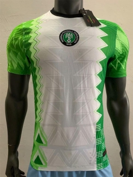 Nigeria 2020 Wholesale Home Player Version Cheap Soccer Jersey Sale Shirt Nigeria 2020 Wholesale Home Player In 2020 Soccer Shirts Soccer Jersey Football Jersey Shirt