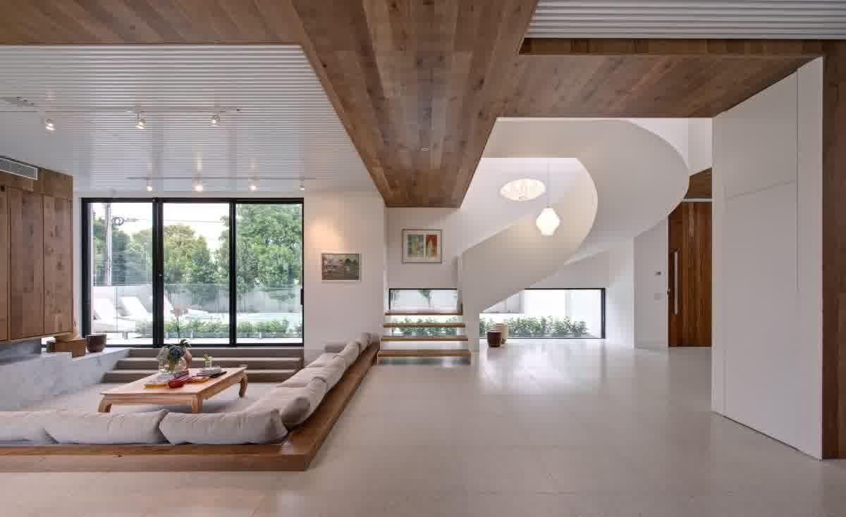 Spectacular Sunken Living Room Designs Interior Sunken Living Room ...