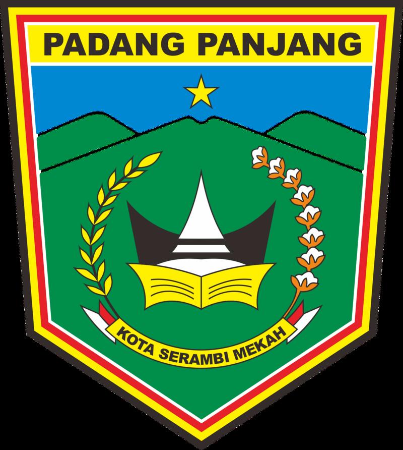 Lambang Kabupaten Padang Panjang di 2020 Kota, Indonesia
