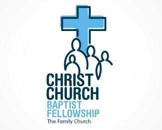 Christ Church Logo Design | Church logo, Spiritual logo ...
