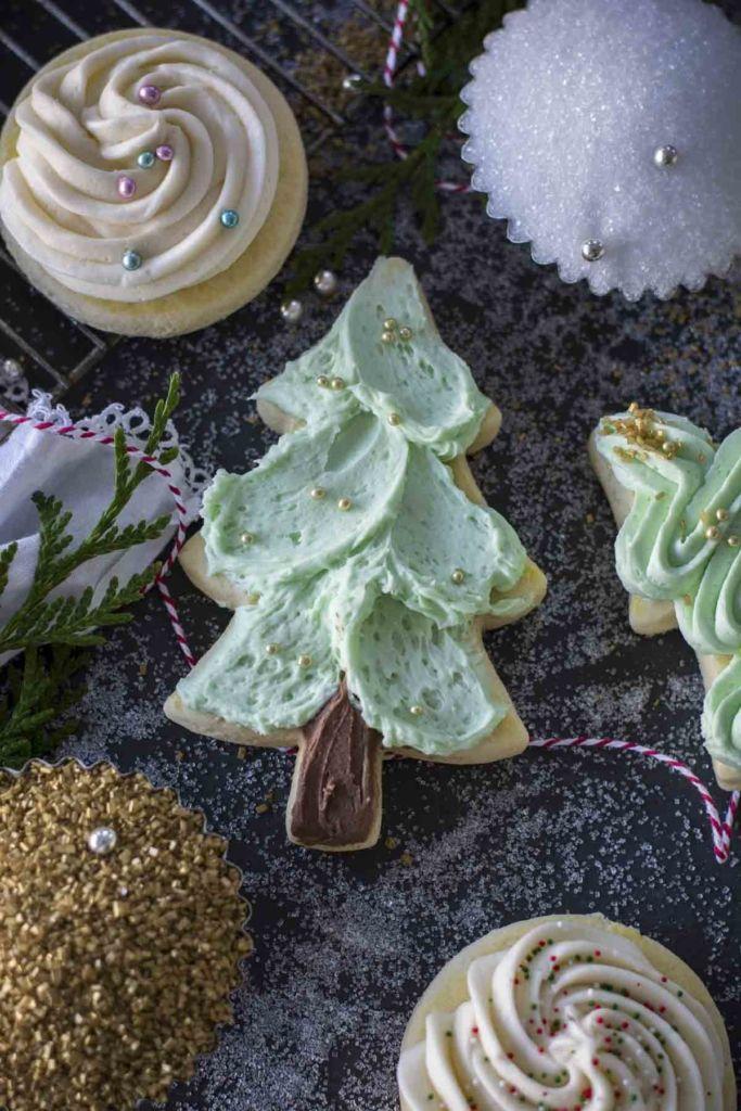 Butter Dream Sugar Cookies - Simply So Good