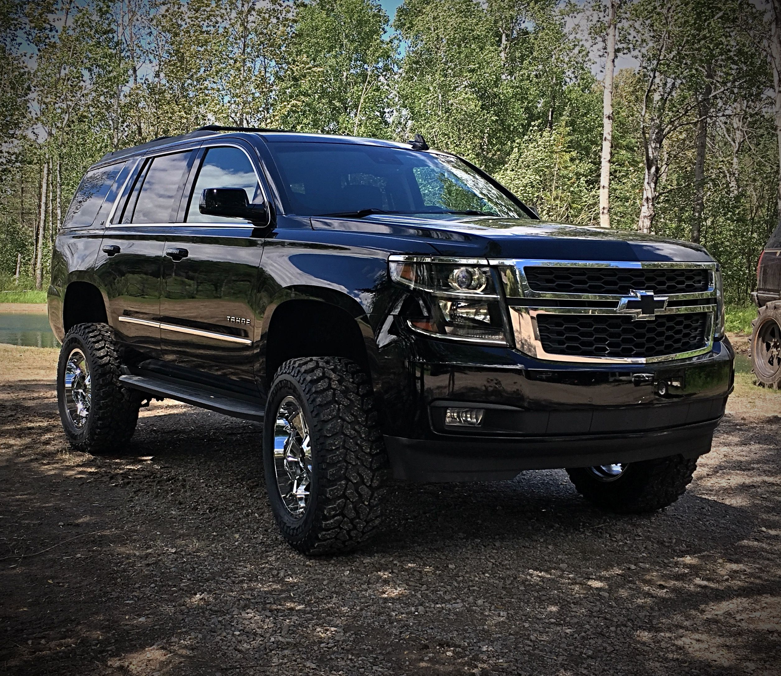 2015 Lifted Tahoe