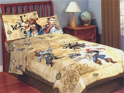 Pirates Of The Caribbean Bed Set Which He Already Has Cj 39 S Bedroom Pinterest Caribbean