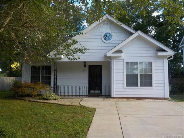 250 Indian Paint Brush Rd Mooresville 3bed 2bath This one won't last!! $125,000