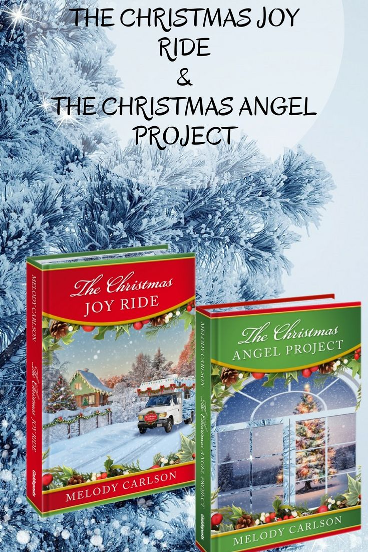 Bestselling Christian author Melody Carlson prepares you for a heartwarming  holiday in these captivating Christmas novels!