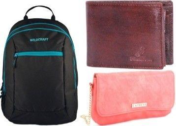 Flipkart March 2016 Bags Wallets And Belts Offer Buy Bags Wallets