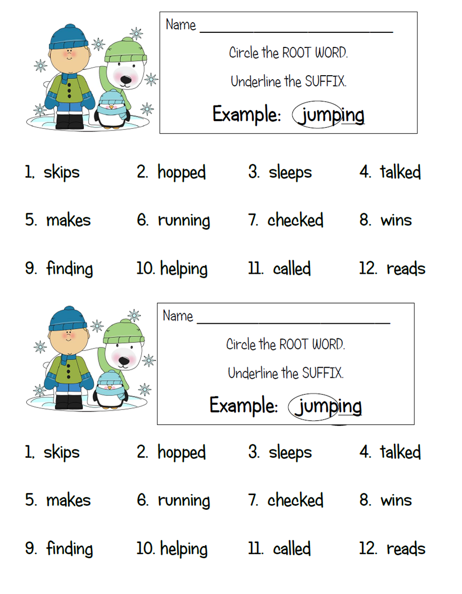 worksheet Root Words Worksheet base words worksheets you can get all this at my tpt store here anyway now