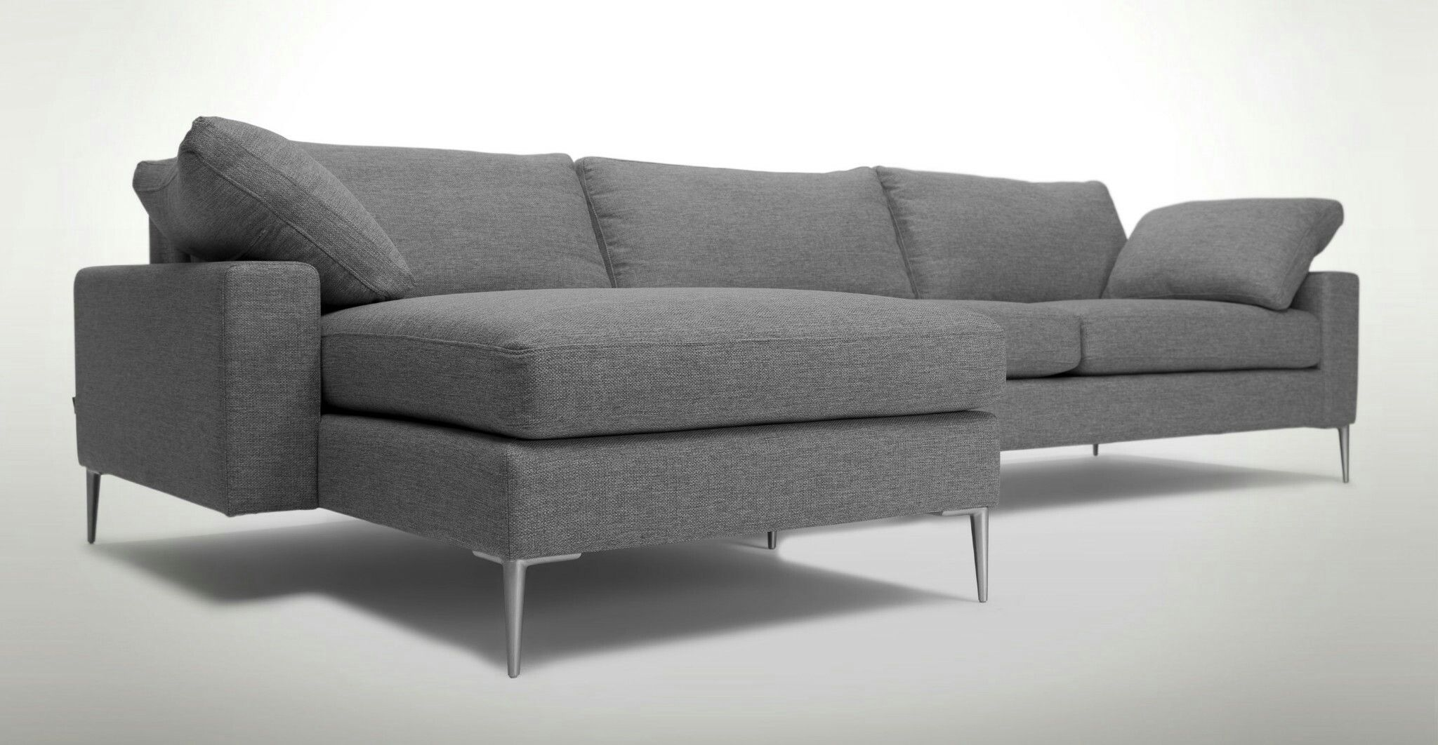 Burrard Seasalt Gray Sofa Sofas Article