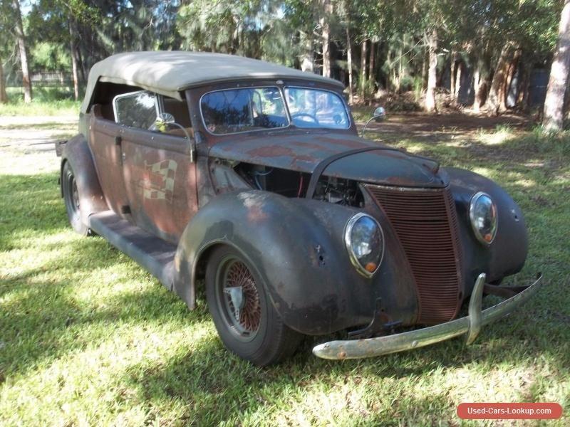 1937 Ford 4 Door Phaeton Custom Ford 4doorphaeton Forsale Unitedstates Cars For Sale Ford Sale
