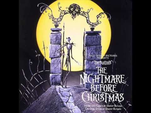 The Nightmare Before Christmas Closing Narrated By Patrick St Nightmare Before Christmas Nightmare Before Christmas 2 Nightmare Before Christmas Soundtrack