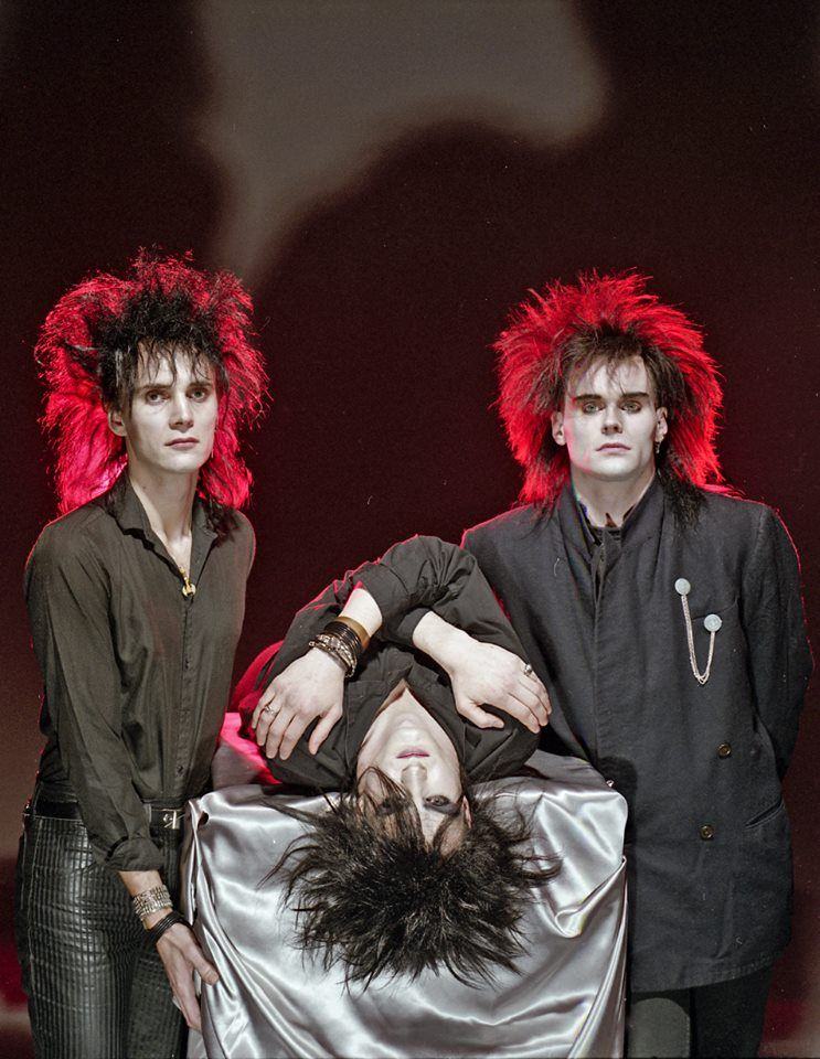 The Beautiful Men Of Goth And Post Punk Post Punk Com Skinny