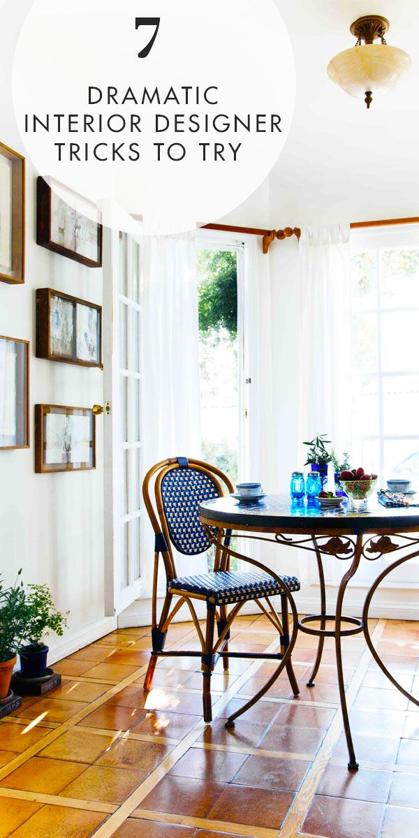 While every designer has their own style and techniques there are  handful of styling tricks that almost all designers put into practice also dramatic interior to try in your home pinteriors rh za pinterest