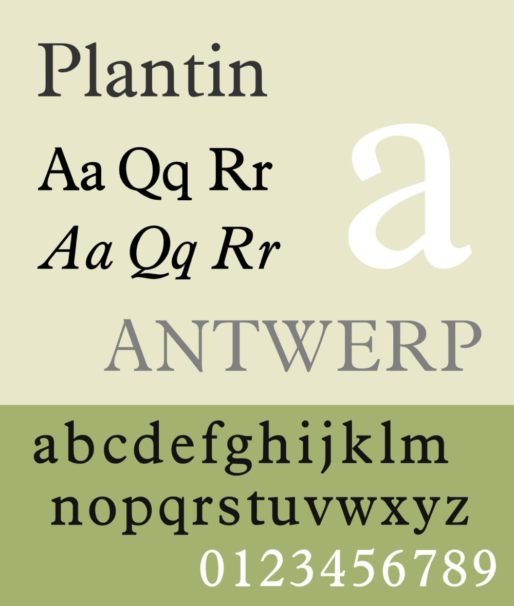 plantin typeface Google Search Optima font, Typeface