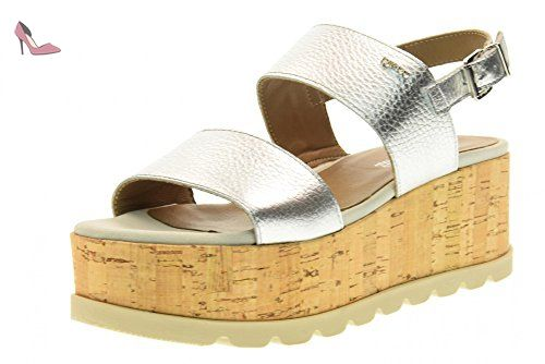 Igi Femmes Taille Avec 38 amp;co Chaussures Coin Sandales 7862000 OP0w8nk