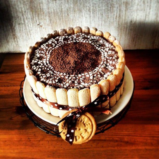 charlotte cake Charlotte Cakes Pinterest Charlotte cake Cake
