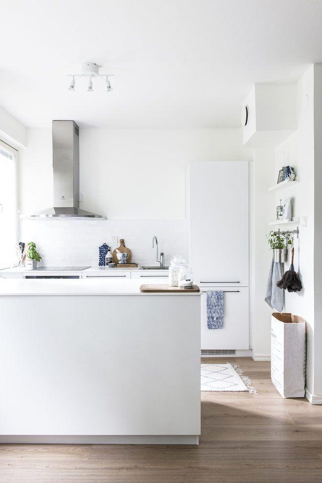 A Finnish / Danish style blend in a Helsinki home | Küche ...