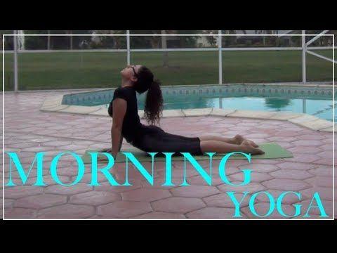 Calming Morning Yoga Click  Watch  Subscribe  Retweet  Be