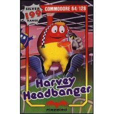 Harvey Headbanger for Commodore 64 from Firebird