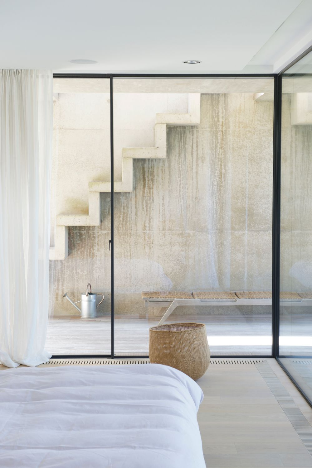 Frameless glass wall details - The Frameless Energy Efficient Sliding And Fixed Window System Minimal Windows From