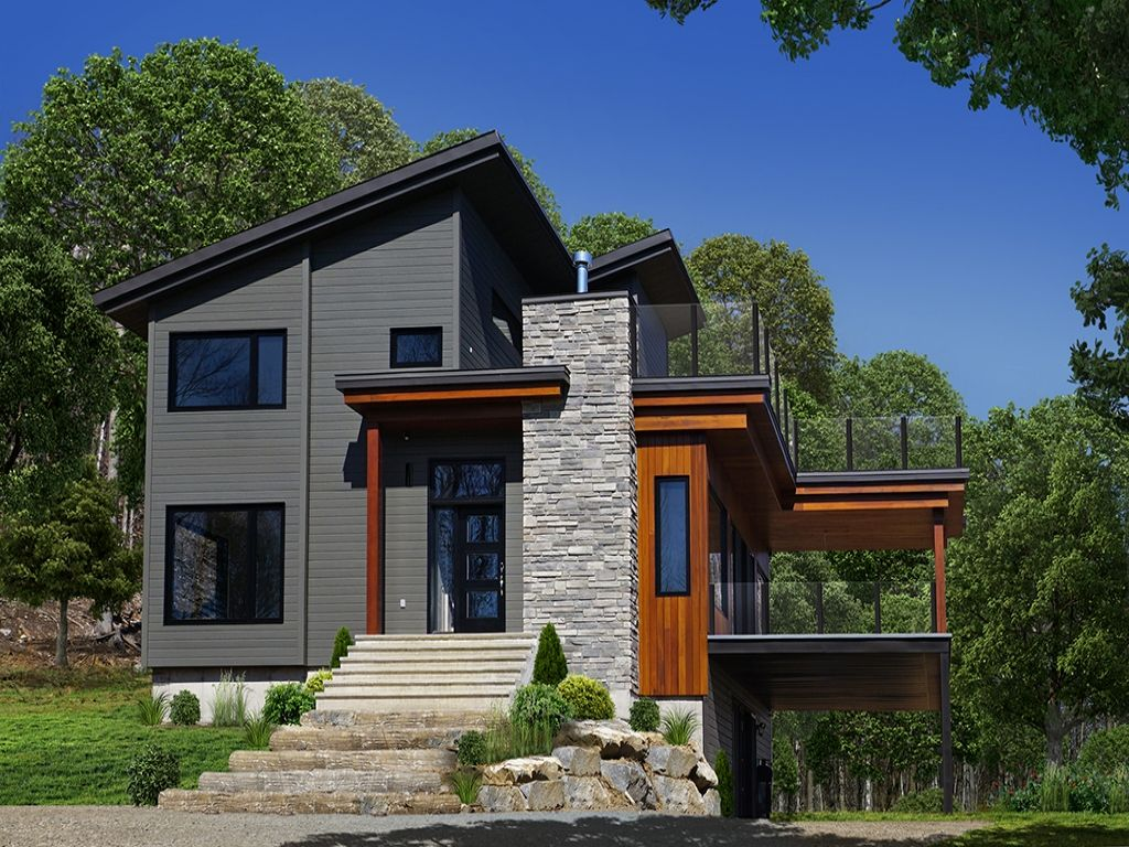 Modele House Designs Exterior Modern House Exterior House Exterior