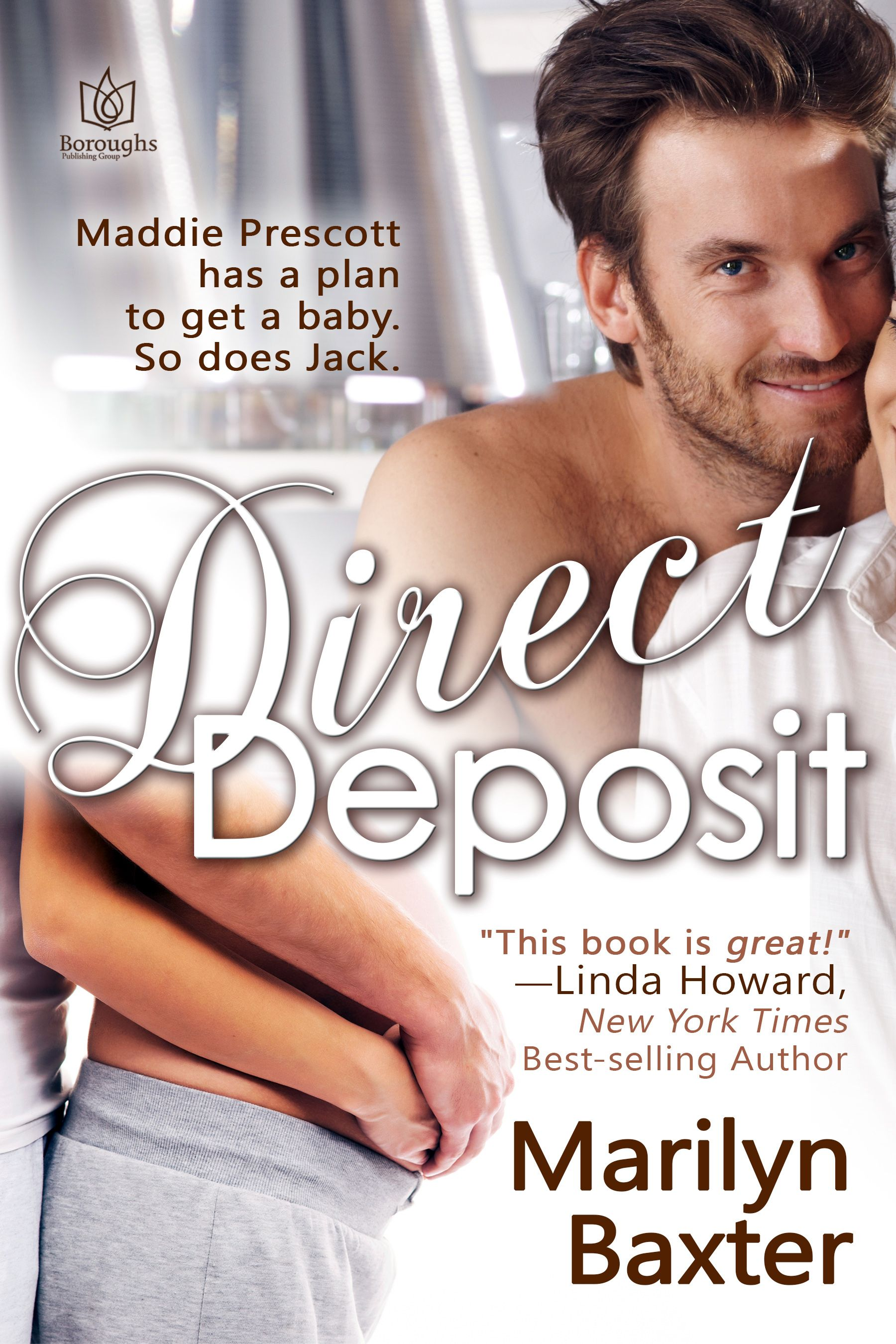 Direct Deposit, available January 20, 2015 from a variety of digital retailers