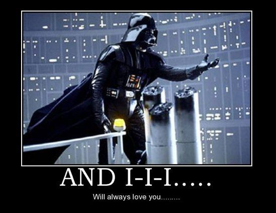 Darth Vader Quotes Unique Oh Vader  Humorous Thingsss  Pinterest  Funny Things And Humor