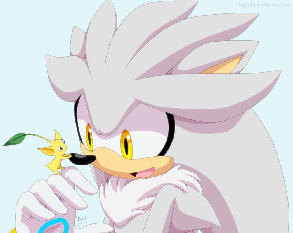 Silver The Hedgehog Cute - Google Search