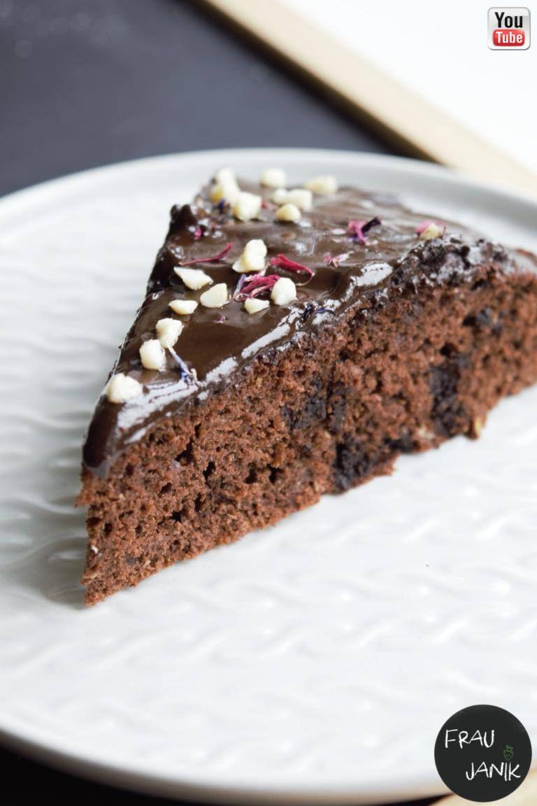 Gesunder Schokokuchen Vegan Ohne Zucker Mit Dinkelvollkornmehl Vegan Schokokuchen Veganerschokoladenkuchen Kuchen Geb Mit Bildern Schokokuchen Gesunde Kuchen