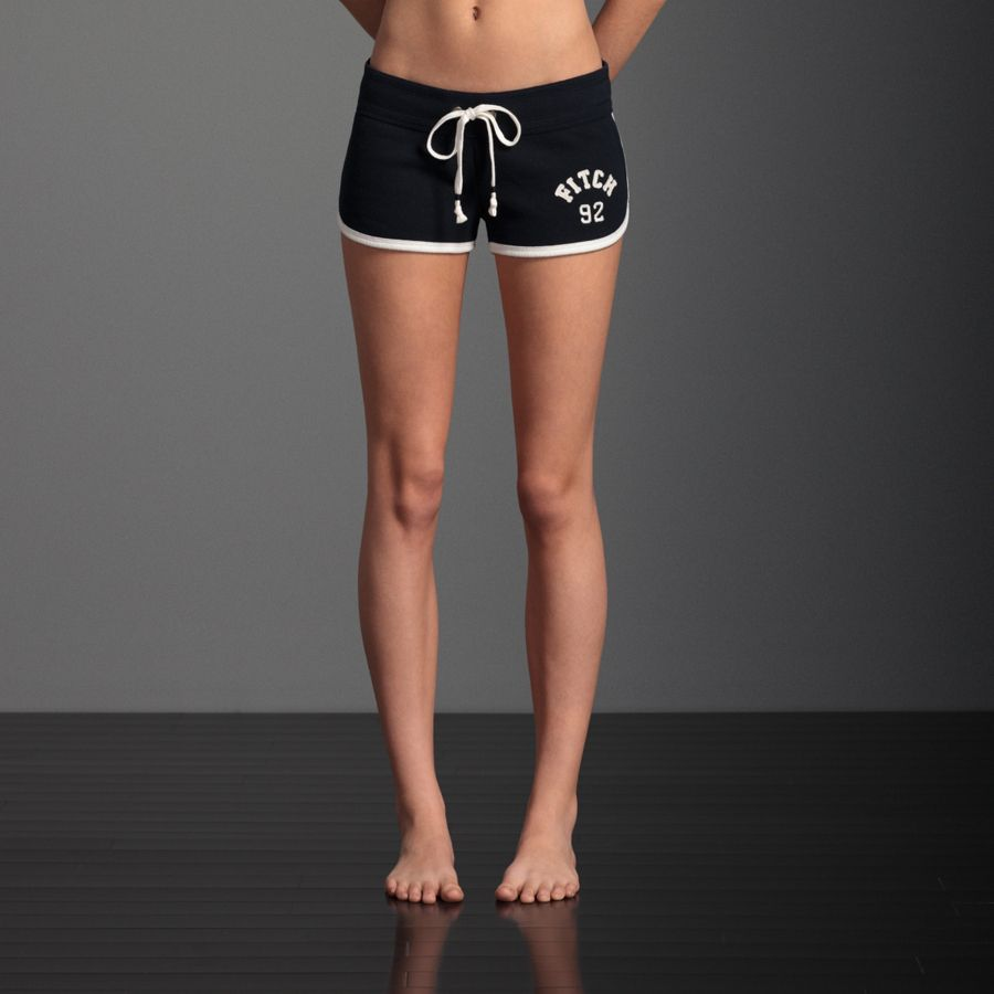 Abercrombie & Fitch - Shop Official Site - Womens - Shorts ...