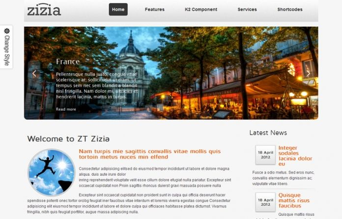 Zt zizia free business joomla template with modern touch zt zizia free business joomla template with modern touch suitable for business website cheaphphosting Image collections