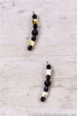 ER221 and ER222 #juliodesigns #handmadejewelry #vintage #summer2016collection