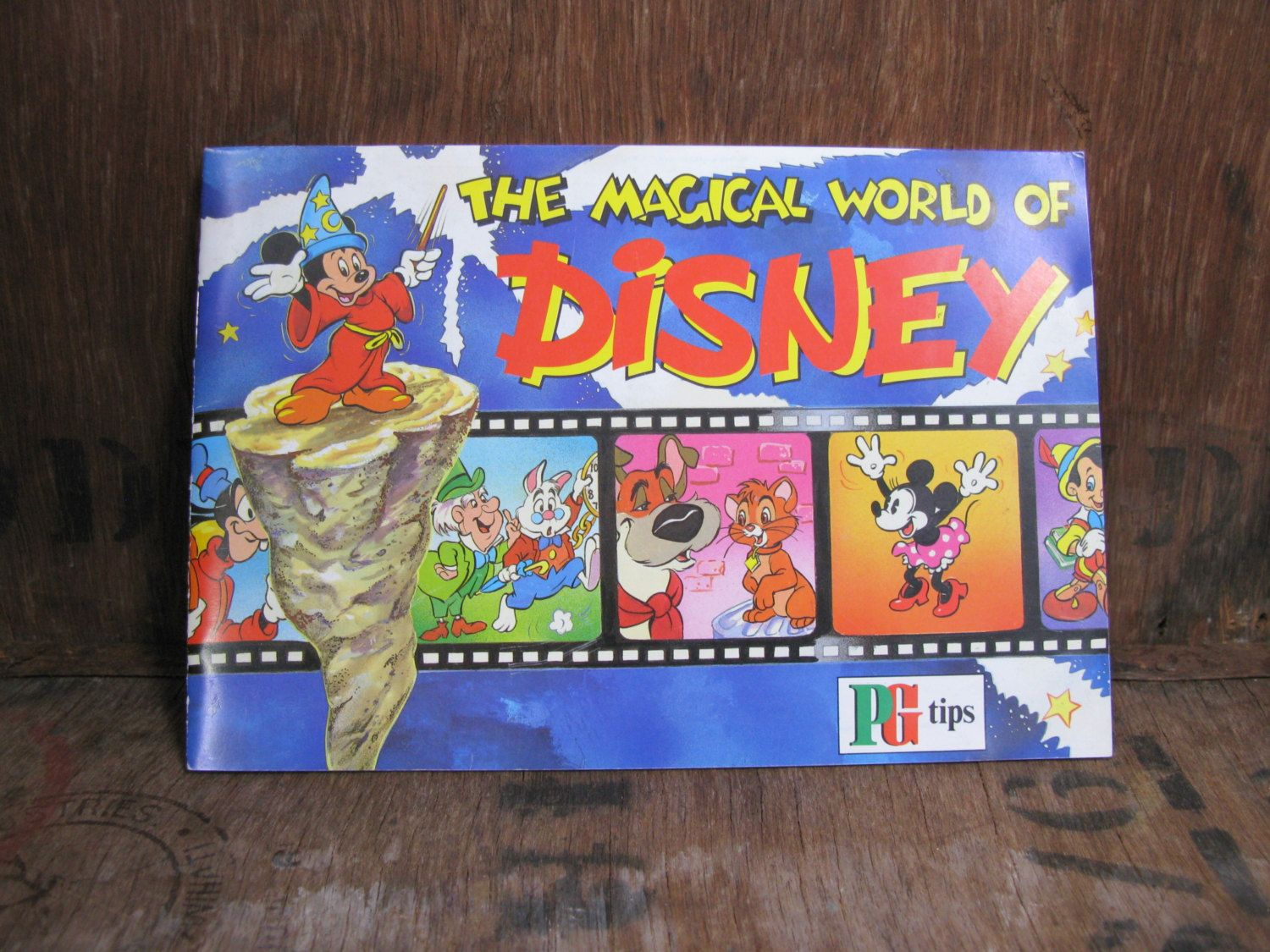 Disney Picture Cards - PG Tips Tea Cards - Disney Stickers - Disney Collectable - Vintage Disney - Disneyana - Disney Collectible by MissieMooVintageRoom on Etsy