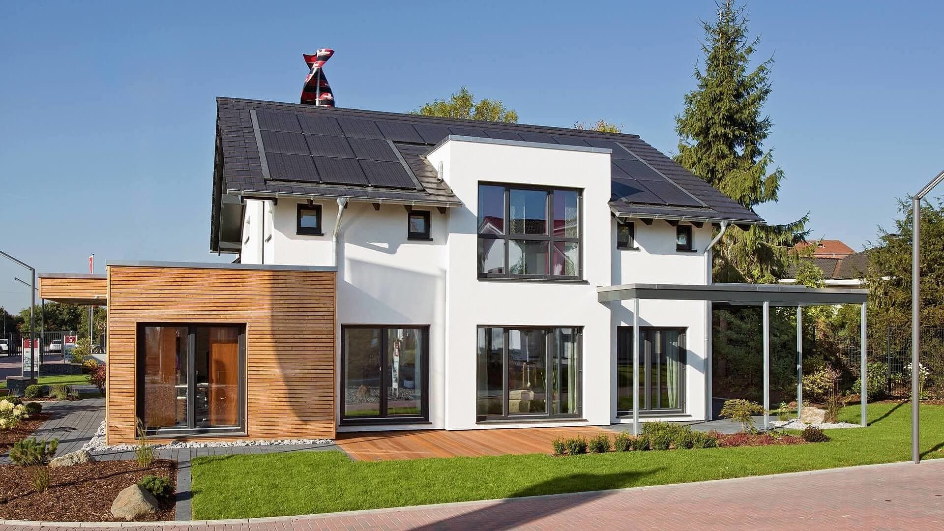 Musterhaus Wuppertal Fingerhut Haus Haus Haus Bauen