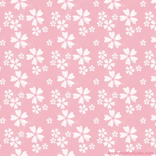 Nice Girly Pattern With Wild Flowers Over A Pink Textured Background Pink Wallpaper Pattern Printable Flower Pattern Pink Pattern Background