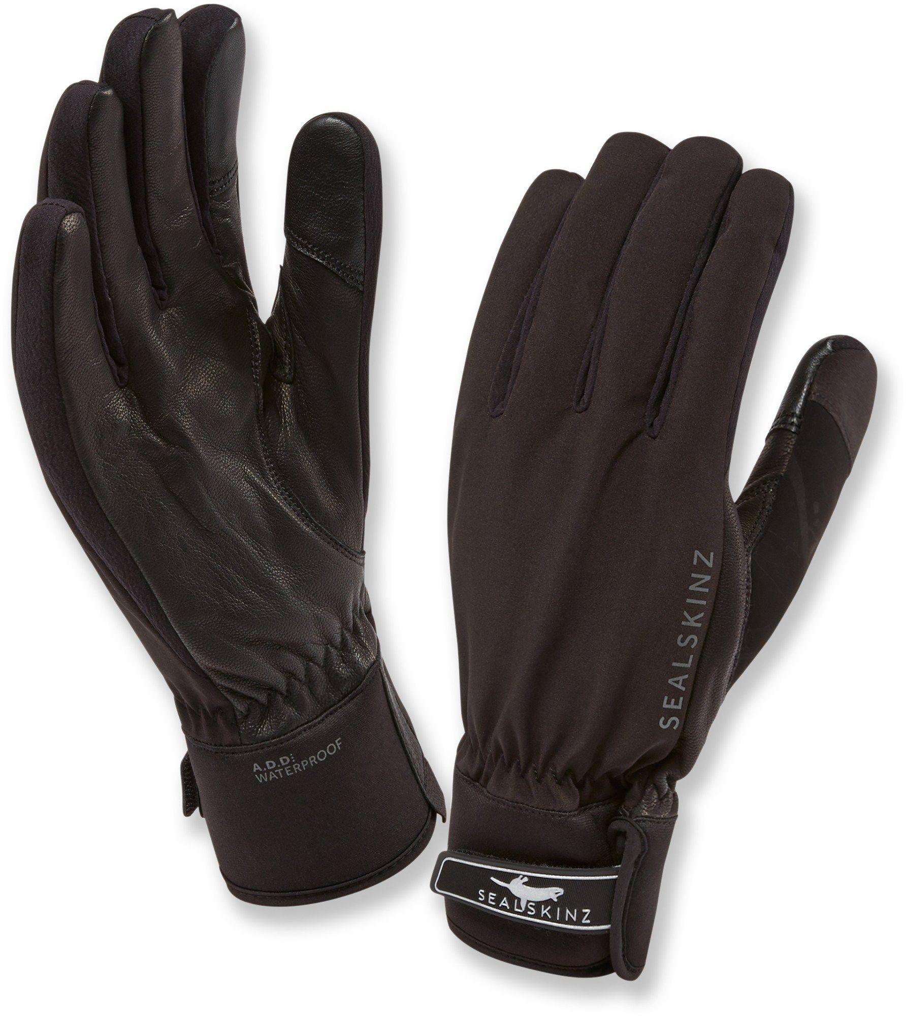 SealSkinz All-Season Tech-Compatible Shell Gloves