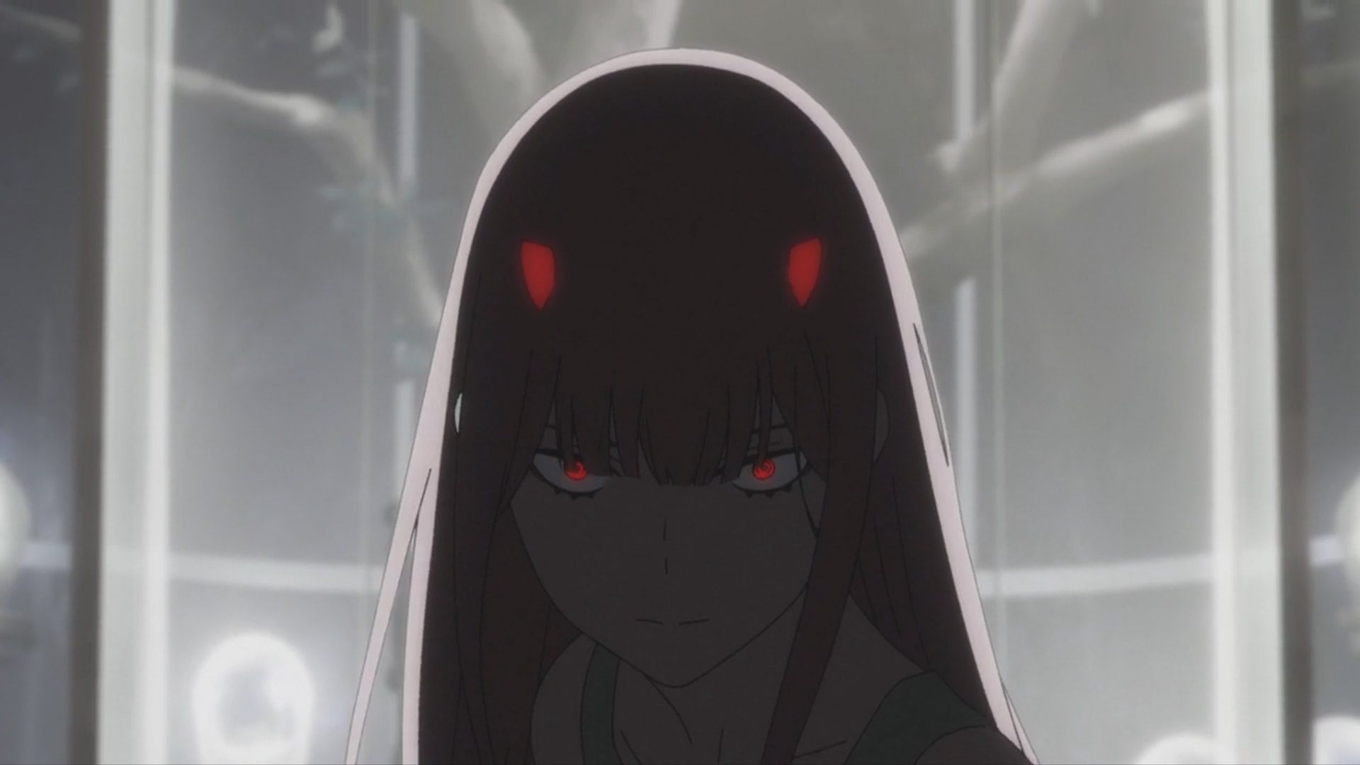 Darling In The Franxx Scary Zero Two 002 Darling In The Franxx Zero Two Scary Scream