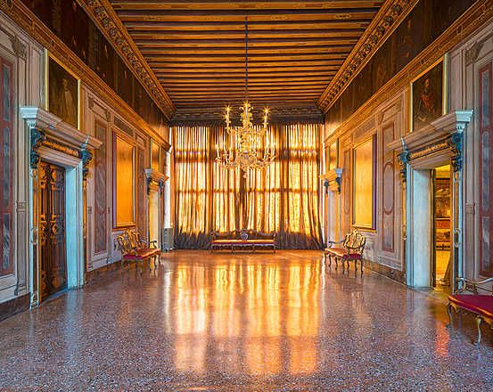 Reinhard Görner, Palazzo Mocenigo, Sala, 2014 / 2015 © www.lumas.de/ #Lumas