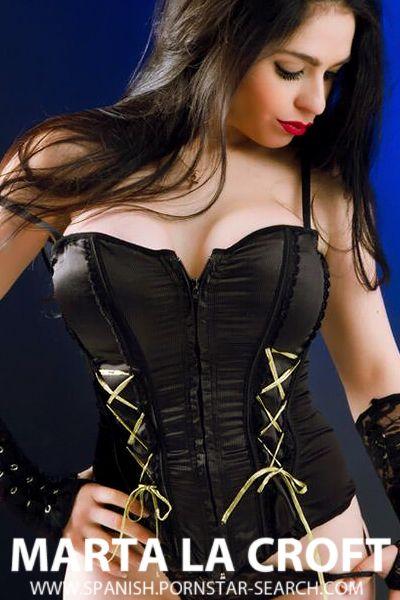 Busty Spanish Porn Star  Adult Model Marta La Croft Alias -9319
